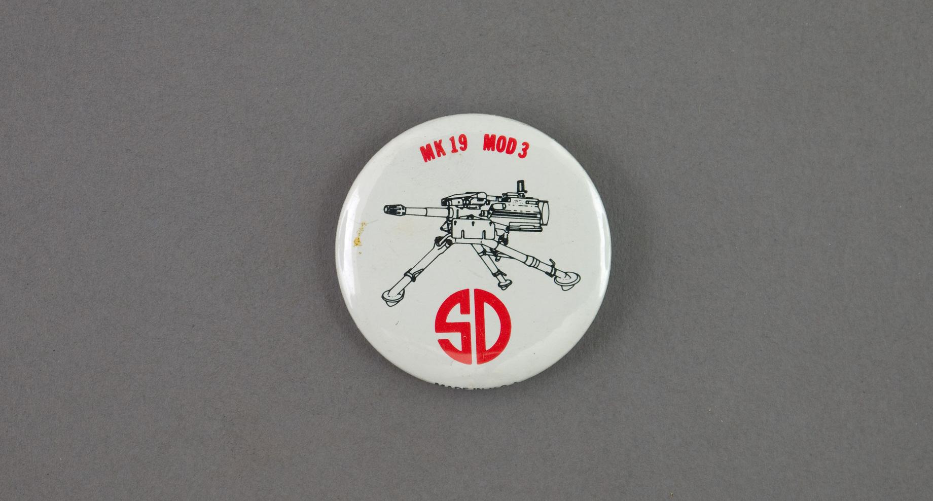 John Kramer Design | Collection #1: lapel pins