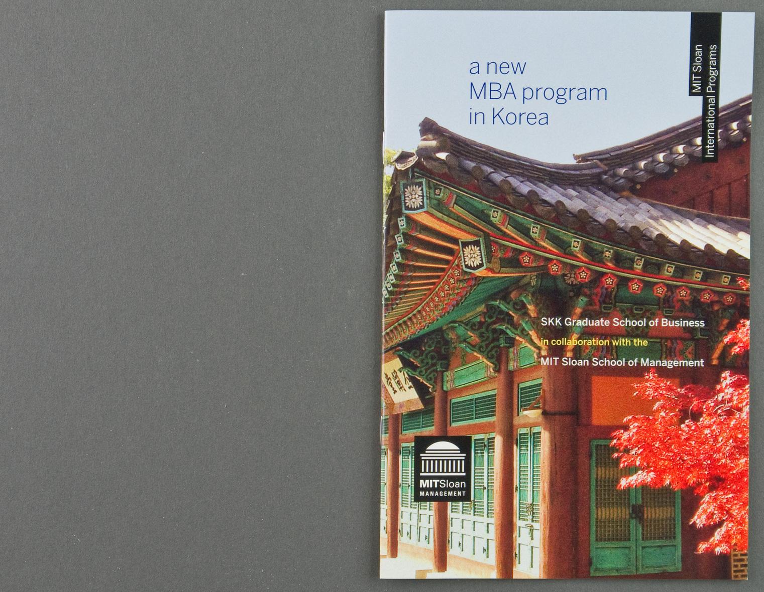John Kramer Design | MIT Sloan International Programs — Korea